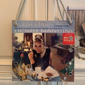 Handbags - **SALE** Breakfast at Tiffany's album purse / bag